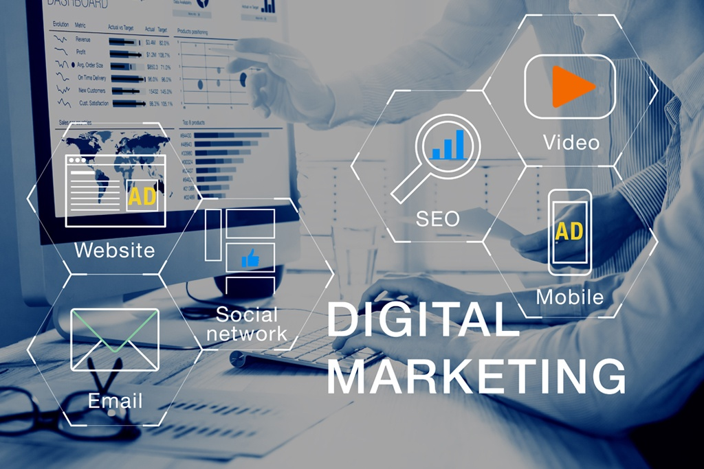 Digital Marketing Services in Jeddah